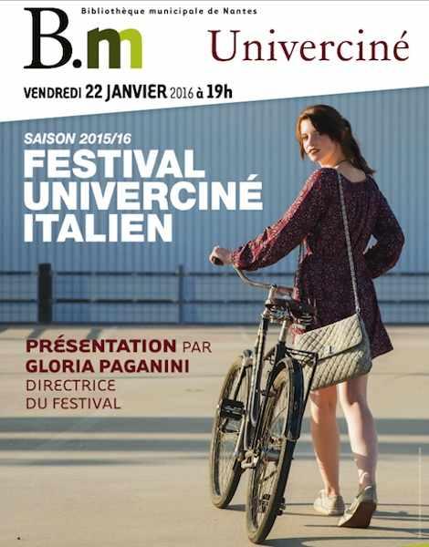 Affiche BM Nantes Univerciné
