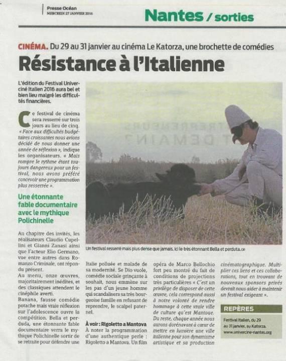 presse océan 27 janvier 2016