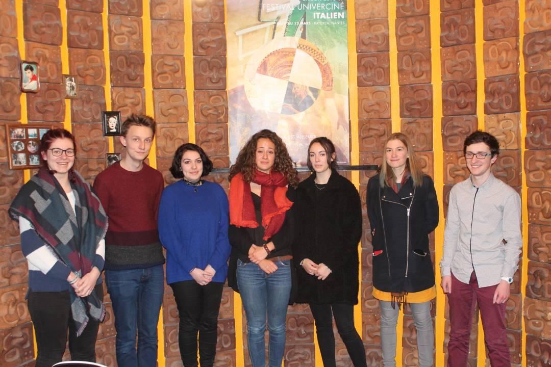 jury lycéen 2017 univerciné italien