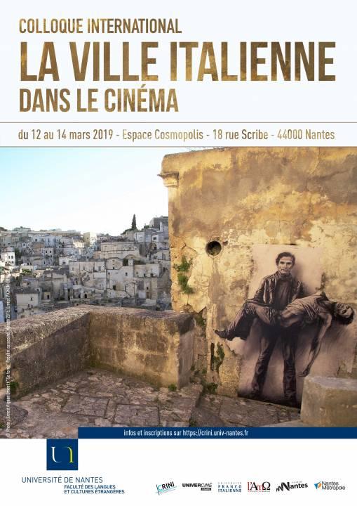 Colloque ville cinéma